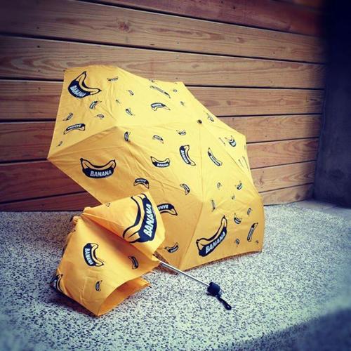 BANANA TAIPEI-嬌蕉小黃傘
