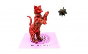 坦諾藝術-HAPPY CAT-1
